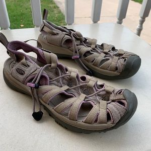 Keen Waterproof Shoes Anti Odor Hiking Size 9.5